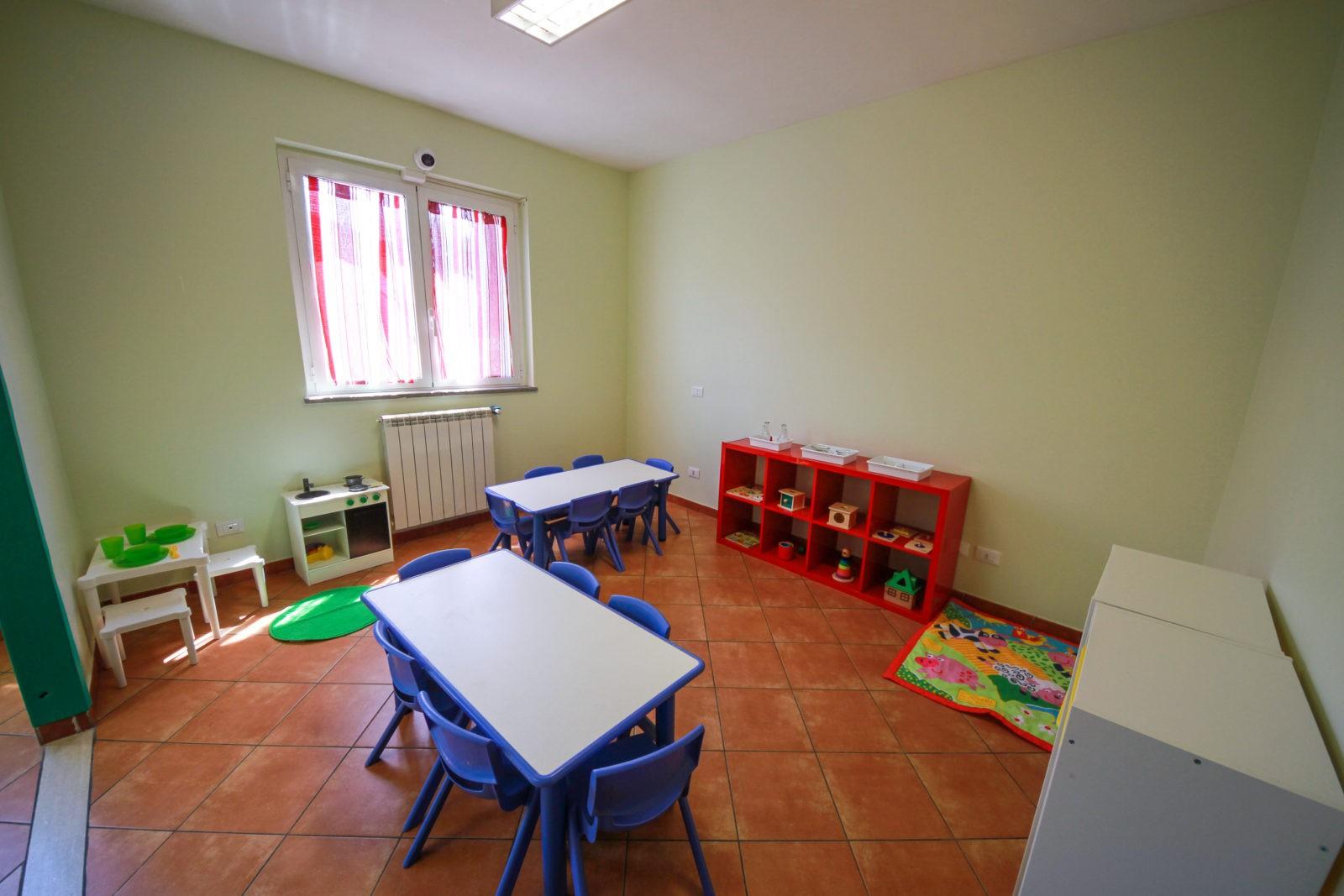 Spazio be.bi. Montessori