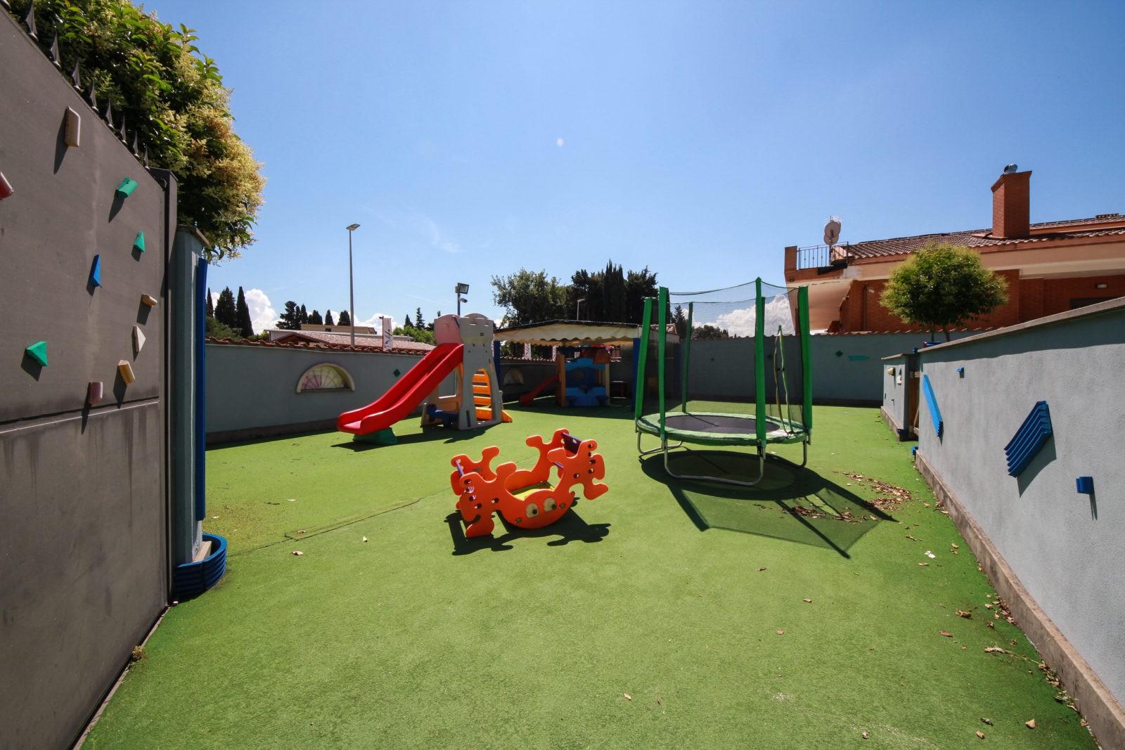 Scuola Maria Montessori - Giardino