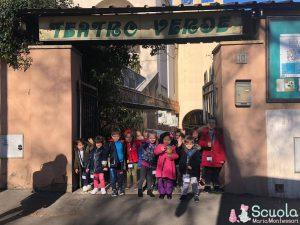 Gita al teatro verde - eventi scuola Maria Montessori