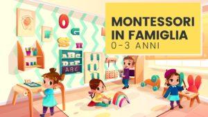 montessori in famiglia 0-3